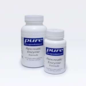 Pancreatic Enzyme Formula