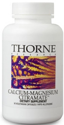 Calcium Magnesium Citramate Supplement