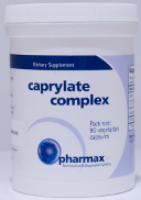 Caprylate Complex - Caprylic Acid Supplement