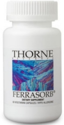 Ferrasorb Iron Supplement