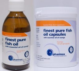 Finest Pure Fish Oil Supplement