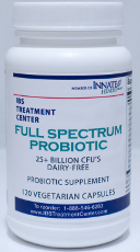 Full Spectrum Probiotic Supplement