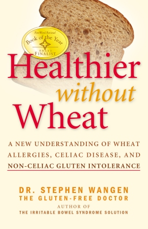 Healthier Without Wheat Book Cover