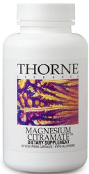 Magnesium Citramate Supplement