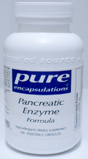 Pancreatic Enzymes Supplement