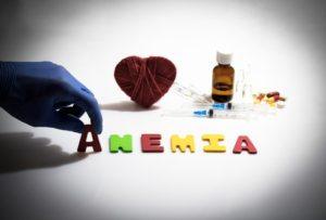 anemia iron