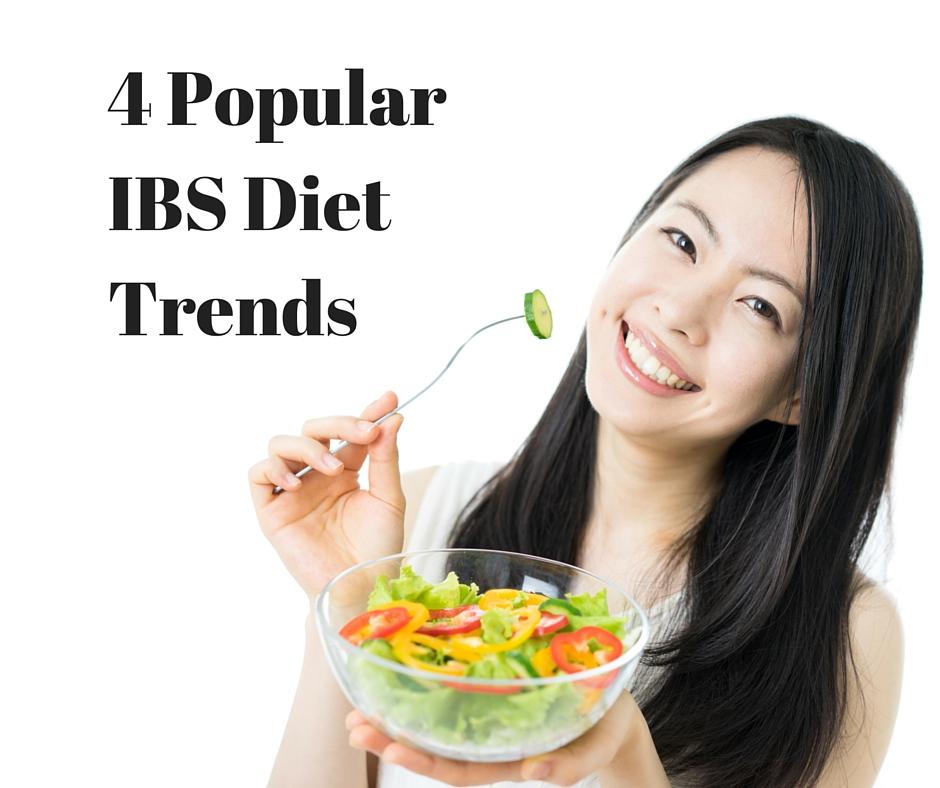 4 Popular IBS Diet Trends