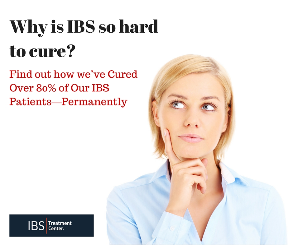 how to cure IBS permanently
