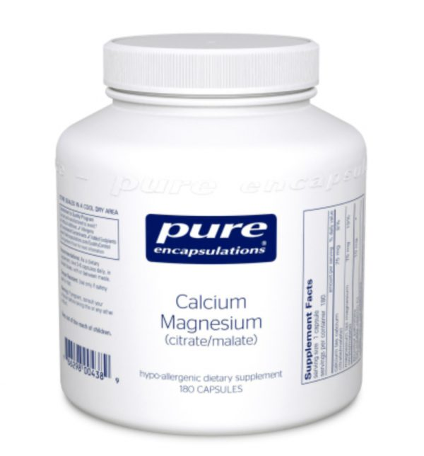 Calcium Magnesium Citramate