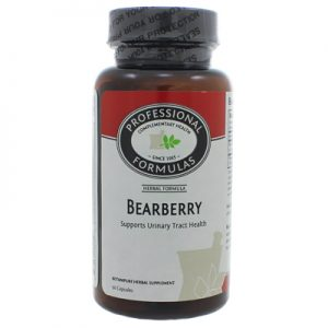 Uva Ursi/Bearberry 500mg